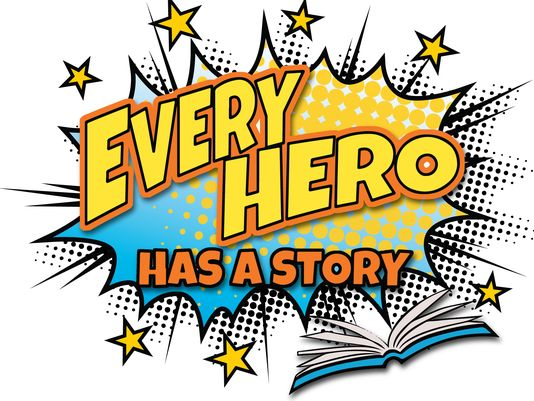hero story book read